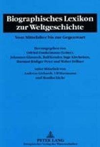 Biographisches Lexikon zur Weltgeschichte