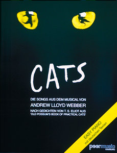 Cats - Easy Piano