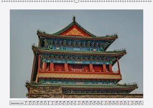 Historisches Peking (Wandkalender 2019 DIN A2 quer)