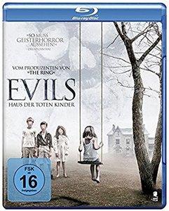 Evils - Haus der toten Kinder, 1 Blu-ray