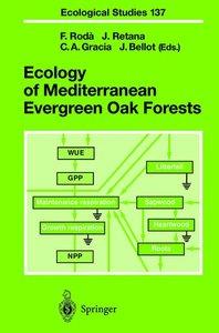 Ecology of Mediterranean Evergreen Oak Forests