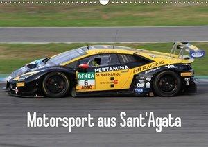 Motorsport aus Sant\'Agata (Wandkalender 2019 DIN A3 quer)