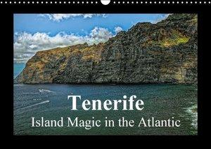 Tenerife Island Magic in the Atlantic (Wall Calendar 2015 DIN A3