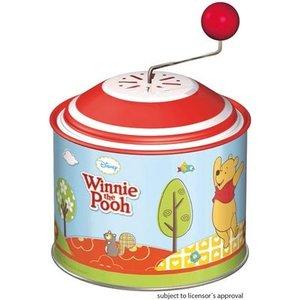 Bolz 52767 - Disney, Winnie The Pooh, Musikdrehdose