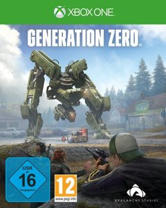 Generation Zero (XONE)