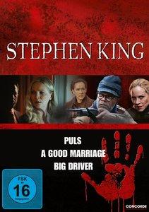 Stephen King Box, 3 DVD