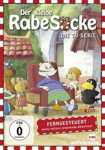 Der kleine Rabe Socke - TV-Serie. Tl.8, 1 DVD