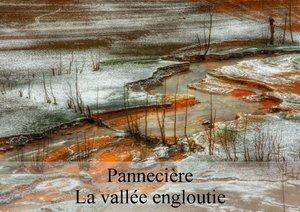 Pannecière - La vallée engloutie (Livre poster DIN A3 horizontal