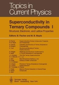Superconductivity in Ternary Compounds I