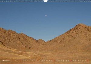 Wüste Gobi (Wandkalender 2019 DIN A3 quer)