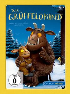 Das Grüffelokind (DVD)