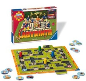 Fireman Sam Junior Labyrinth Lustige Kinderspiele