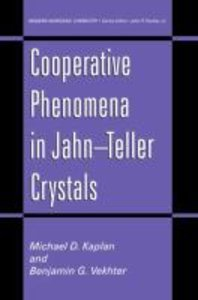Cooperative Phenomena in Jahn-Teller Crystals