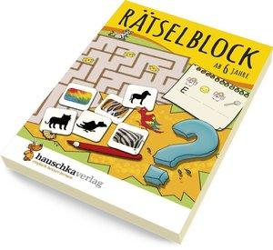 Rätselblock ab 6 Jahre