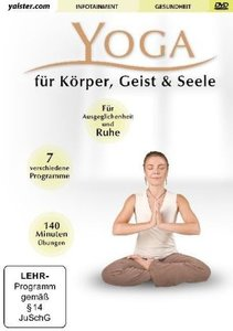 Yoga für Körper, Geist & Seele, DVD