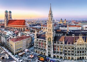 München. Puzzle 1000 Teile