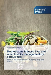 Methotrexate induced liver and renal toxicity management by corn