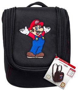Mario Mini-Rucksack 3DS911, schwarz