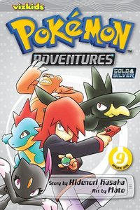 Pokemon Adventures (Gold and Silver), Vol. 9