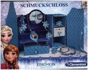 Clementoni Disney FROZEN Die Eiskönigin Schmuckschloss