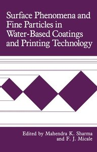 Surface Phenomena and Fine Particles in Water-Based Coatings and