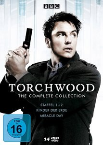 Torchwood - The Complete Collection, 14 DVD