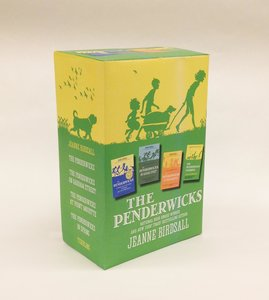 The Penderwicks 1-4 Boxed Set