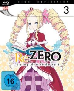 Re:ZERO - Starting Life in Another World - Blu-ray 3. .3, 1 Blu-