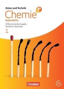 Chemie interaktiv 1. Schülerbuch. Differenzierende Ausgabe Gesam