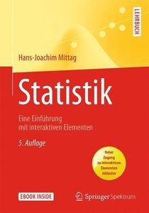 Statistik, mit 1 Buch, mit 1 E-Book
