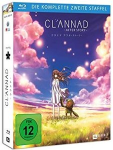 Clannad After Story. Staffel.2, 4 Blu-ray
