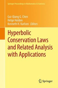 Hyperbolic Conservation Laws and Related Analysis with Applicati