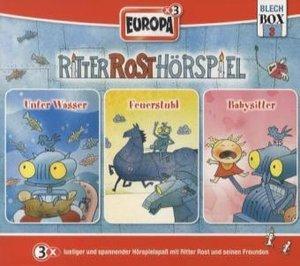 Ritter Rost - Die 3. Ritter-Box