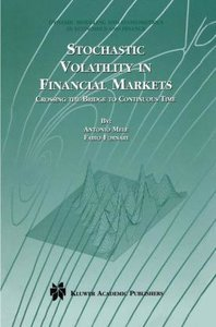 Stochastic Volatility in Financial Markets
