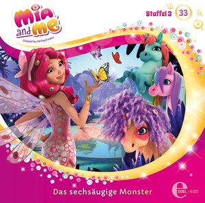Mia and Me 33. Sechsaugen Monster