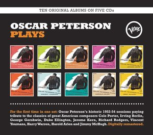 Oscar Peterson Plays (Box-Set)