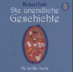 Die unendliche Geschichte 1. CD