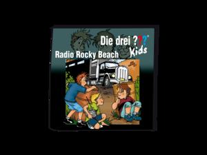 01-0042 Tonie-Die drei ??? Kids - Radio Rocky Beach