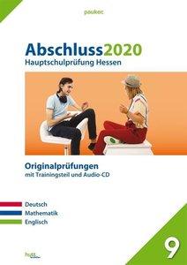 Abschluss 2020 - Hauptschulprüfung Hessen