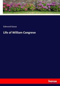 Life of William Congreve