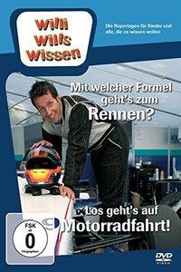 Willi wills wissen. Mit welcher Formel geht's z. Rennen? / Motor