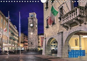 Riva del Garda - Perle des Gardasees (Wandkalender 2019 DIN A4 q