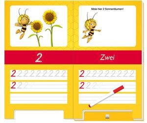 """Meine ersten Zahlen """"Die Biene Maja"""""""