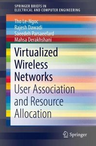 Virtualized Wireless Networks