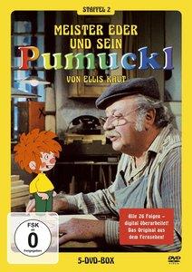 Meister Eder und sein Pumuckl. Staffel.2, 5 DVDs