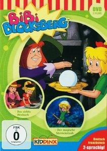 Bibi Blocksberg. Das siebte Hexbuch / Der magische Sternenstaub