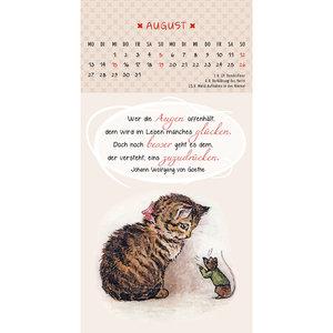 Bleib heiter 2018 - Der Postkartenkalender