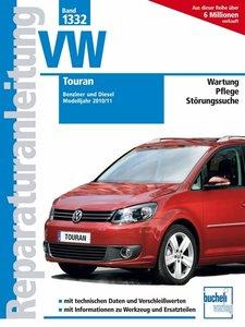 VW Touran Modelljahr 2010/11