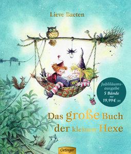 Das große Buch der kleinen Hexe