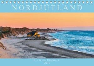 Nordjütland - die Spitze Dänemarks (Tischkalender 2019 DIN A5 qu